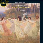 Moszkowski: Piano Music Vol 1 / Seta Tanyel