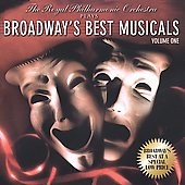 Royal Philharmonic Orchestra: The Royal Philharmonic Orchestra Plays Broadway's Best Musicals, Vol. 1