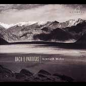 Bach: 6 Partitas / Kenneth Weiss