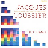 Impressions on Chopin's Nocturnes / Jacques Loussier