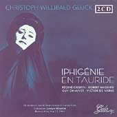 Gluck: Iphigenie en Tauride;  Mozart, etc/Sebastian, Crespin