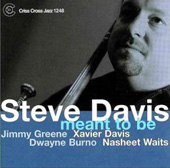 Steve Davis (Trombone): Meant to Be