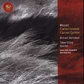 Classic Library - Mozart: Clarinet Concerto, etc