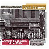American Piano Music of the 1940s / Sara Laimon