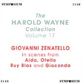 The Harold Wayne Collection Vol 17 - Giovanni Zenatello
