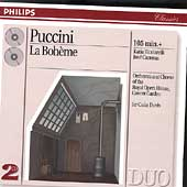 Puccini: La Boh&egrave;me / Davis, Ricciarelli, Carreras, et al