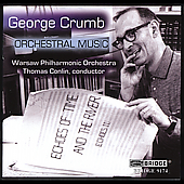 George Crumb: Orchestral Music / Thomas Conlin, et al