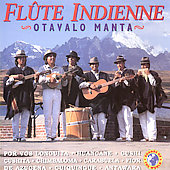 Otavalo Manta: Flute Indienne