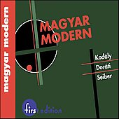 magyar modern / Louisville Orchestra