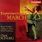 Experiments on a March / Rundell, et al
