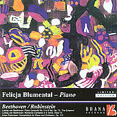 Beethoven, Rubinstein / Blumental, Wagner, Zedda, Froschauer