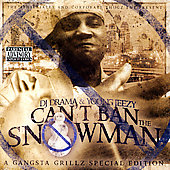 Young Jeezy: You Can't Ban the Snowman [PA] [Limited]
