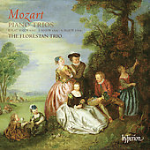 Mozart: Piano Trios / The Florestan Trio