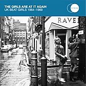 Various Artists: The Girls Are At It Again: UK Beat Girls 1964-1969