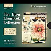 The Sixteen Edition - The Eton Choirbook Collection
