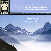 Schubert: Octet, etc / Michael Collins and Friends