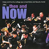Mesa CC Jazz Ensembles: Then and Now