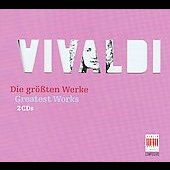 Greatest Works - Vivaldi / B&auml;tzel, Koch, Schreier, et al