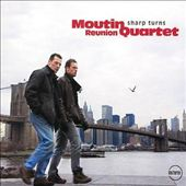 Moutin Reunion Quartet: Sharp Turns [DualDisc/DVD] *