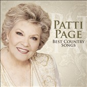 Patti Page: Best Country Songs [Slipcase]