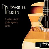 Various Artists: My Favorite Martin