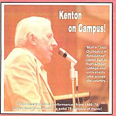 Stan Kenton: Kenton on Campus