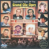 Various Artists: Legendary Stars Of The Grand Ole Opry