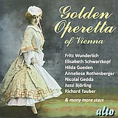 Golden Operetta of Vienna