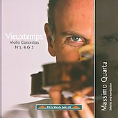 Vieuxtemps: Violin Concerto