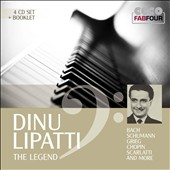 The Legend: Dinu Lipatti