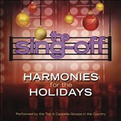 Various Artists: The  Sing-Off: Harmonies for the Holidays [Original TV Soundtrack]