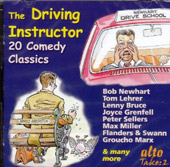 Various Artists: The  Driving Instructor: 20 Comedy Classics