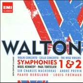 20th Century Classics: Walton / Nigel Kennedy, violin; Paul Tortelier, cello