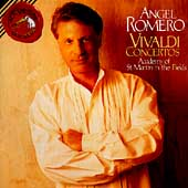 Vivaldi: Concertos / Angel Romero, St. Martin-in-the-Fields