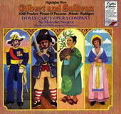 Gilbert & Sullivan: The Pirates Of Penzance [Remastered]