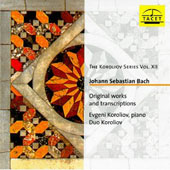 Bach: Original Works & Transcriptions