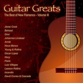 Various Artists: Guitar Greats: The Best of New Flamenco, Vol. 3