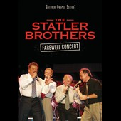 The Statler Brothers: Farewell Concert [Video/DVD]