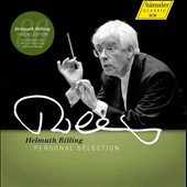 Helmuth Rilling: Personal Selection - Works by Bach, Haydn, Bruckner, Brahms, Schubert, Mendelssohn, Franck, Britten