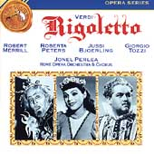Verdi: Rigoletto / Perlea, Merrill, Peters, Bjoerling, Tozzi