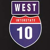 Mike West: Interstate 10
