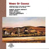 Winds of Change - American Music for Wind Ensemble