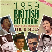 Various Artists: 1959 British Hit Parade: Britain's Greatest Hits, Vol. 8: The B Sides, Pt. 1: January-June [Box]