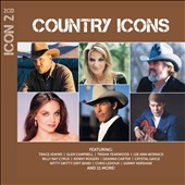 Various Artists: Icon: Country [3/11]