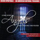 Negro Spirituals: An American National Treasure / Oral Moses, bass-baritone; Rosalyn Floyd, piano