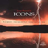 Primosch: Icons - Piano Quintet, etc