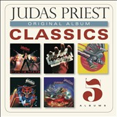 Judas Priest: Original Album Classics [Bonus Tracks] [Box]