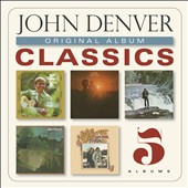 John Denver: Original Album Classics [Box]