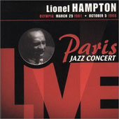 Lionel Hampton & His Star Jazz Inner Circle/Lionel Hampton: Paris Jazz Concert Live