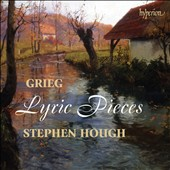 Edvard Grieg: Lyric Pieces / Stephen Hough, piano